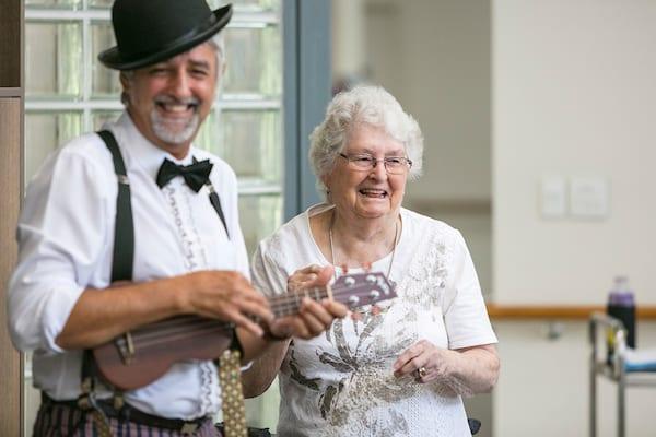 NSW Seniors Festival Celebrations