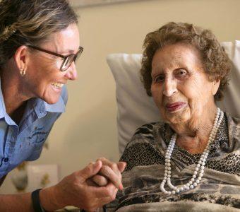 Thelma Chandler 106th birthday